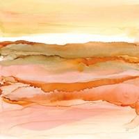 Desertscape I Framed Print