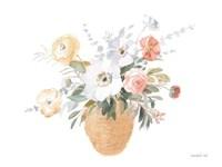 Blooms of Spring II Framed Print
