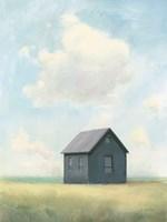 Lonely Landscape III Fine Art Print
