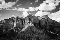 Zion Canyon I Fine Art Print