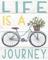Life is a Journey Fine Art Print