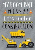 Under Construction Fine Art Print