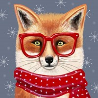 Sly Fox Fine Art Print