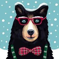 Jer Bear Fine Art Print