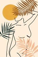 Botanical Babe Fine Art Print