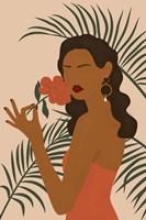 Botanical Babe III Fine Art Print