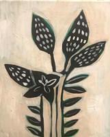 Black Leaves Fine Art Print