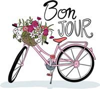 Bon Jour Fine Art Print