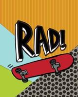 Rad Fine Art Print
