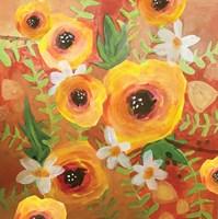 Yellow Roses Fine Art Print