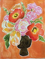 Orange on Orange Fine Art Print