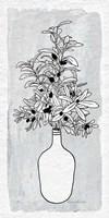 Olive Branch Vase Fine Art Print