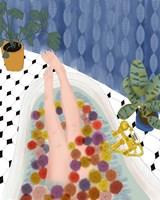 Bubble Bath Dream Fine Art Print