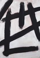 Ink Strokes Fine Art Print