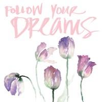 Beautiful Dreams II Fine Art Print