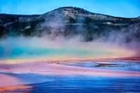 Rainbow Lake Fine Art Print