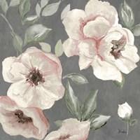 Dusty Rose I Framed Print