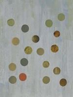 Circles Too II Framed Print
