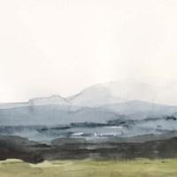 Blue Ridge Bound I Framed Print