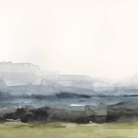 Blue Ridge Bound II Framed Print