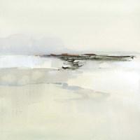 Atmospheric Edge I Framed Print