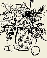 Matisse's Muse Still Life II Framed Print