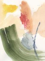 Garden Palette I Framed Print
