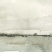 Winter Reflections I Framed Print
