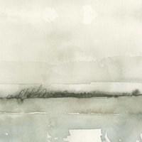 Winter Reflections III Framed Print