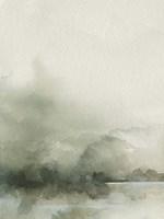 Heavy Fog I Framed Print