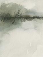 Scripted Landscape II Framed Print