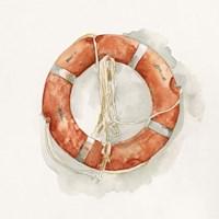Nautical Safety II Framed Print