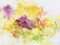 Flower Song I Framed Print