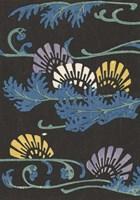 Japanese Graphic Design I Framed Print