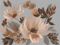 Autumn's Bouquet I Framed Print