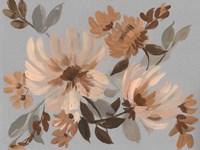 Autumn's Bouquet II Framed Print