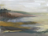 Northwest Cove I Framed Print