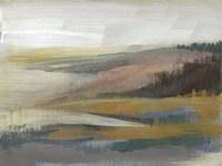 Northwest Cove II Framed Print