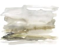 Golden Moor II Framed Print