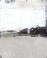 Shadow Horizon I Framed Print