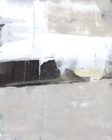 Shadow Horizon II Framed Print