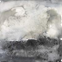 Salted Horizon II Framed Print
