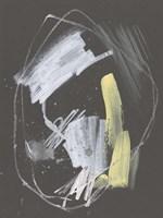 Sunny Marks I Framed Print