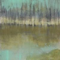 Soft Treeline on the Horizon I Fine Art Print