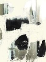 Obscured Offset I Framed Print