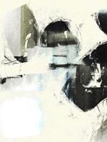 Obscured Offset II Framed Print