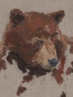 Big Bear I Framed Print
