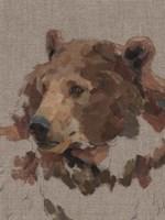 Big Bear III Framed Print