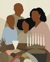 Joyous Kwanzaa I Fine Art Print
