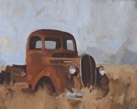 Farm Truck I Framed Print